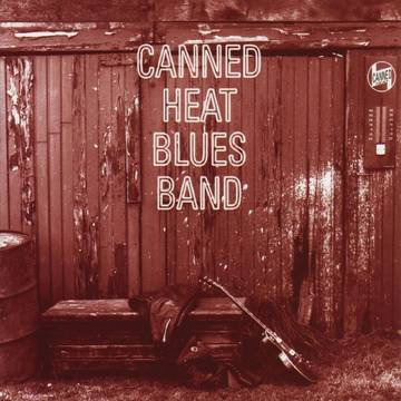 """Canned Heat """"Canned Heat Blues Band (Trans Gold Vinyl/Limited Anniversary"""""""