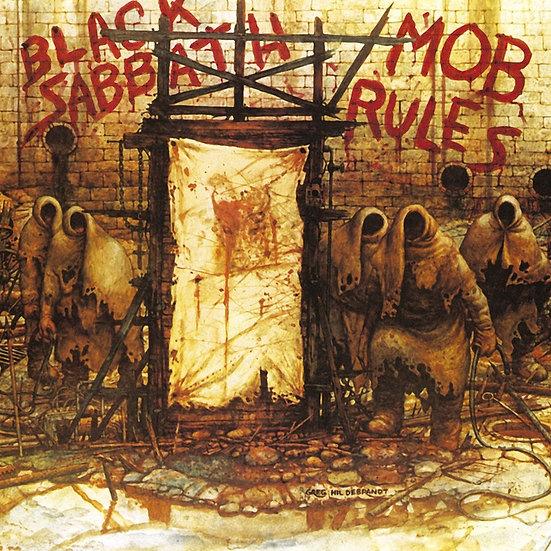 """Black Sabbath """"Mob Rules"""" (2CD)"""