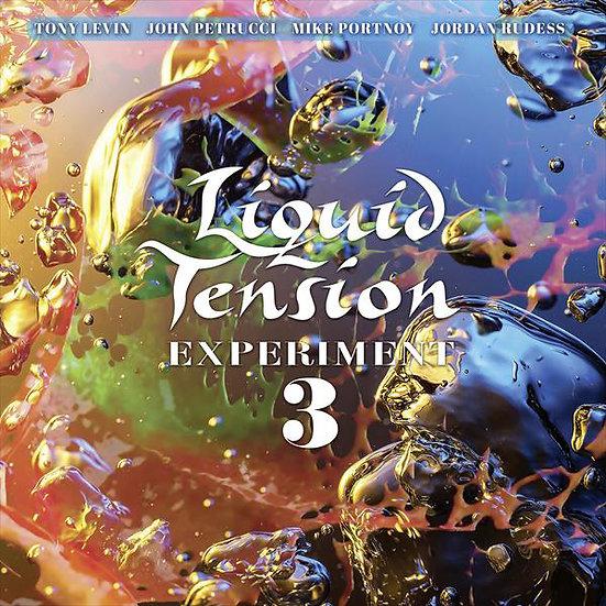 """Liquid Tension Experiment """"LTE3"""""""