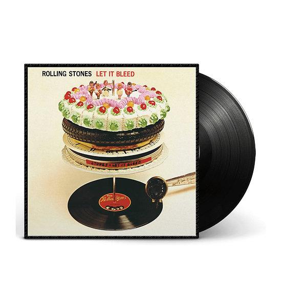 """The Rolling Stones """"Let It Bleed"""" Vinyl LP"""