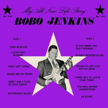 """Bobo Jenkins """"My All New Life Story"""""""
