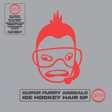 "Super Furry Animals ""Ice Hockey Hair EP"""