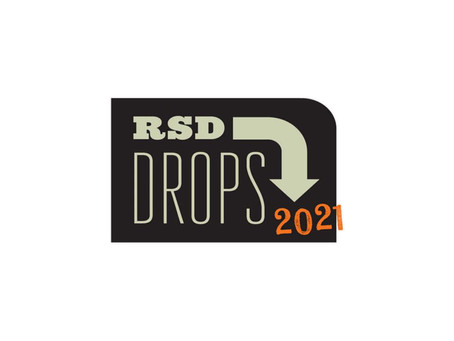 Record Store Day Drop #2: July 17th, 2021