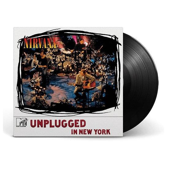 "Nirvana ""MTV Unplugged In New York"" Vinyl LP"