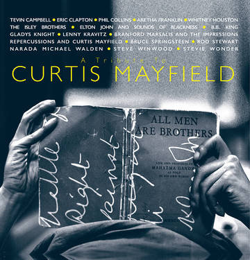 """Various Artists """"A Tribute to Curtis Mayfield"""""""