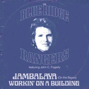 "John Fogerty ""Blue Ridge Rangers EP"""