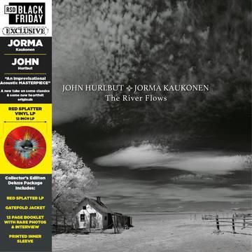 "John Hulburt & Jorma Kaukonen ""The River Flows"""