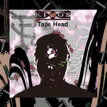 """King's X """"Tape Head"""""""