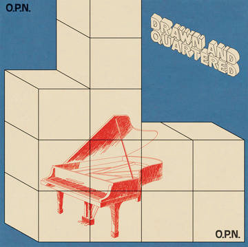 """OneOhTrix Point Never """"Drawn and Quartered"""""""