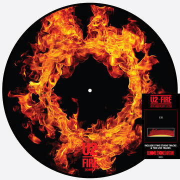 "U2 ""Fire (40th Anniversary Edition)"""