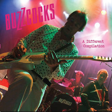 """Buzzcocks """"A Different Compilation"""""""
