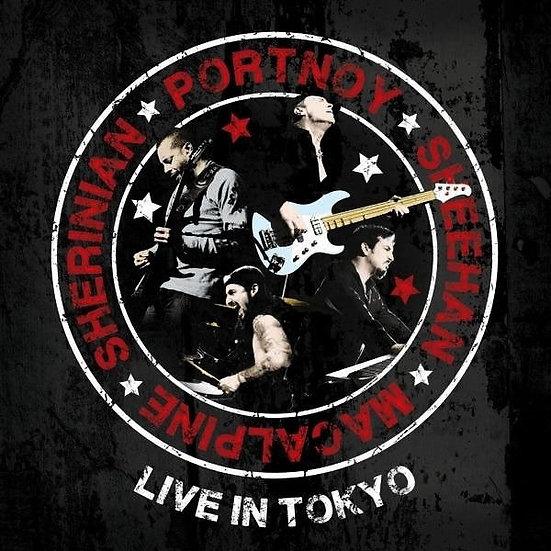 """Sherinian """"Live In Tokyo"""" Indie Exclusive Virgin Vinyl"""