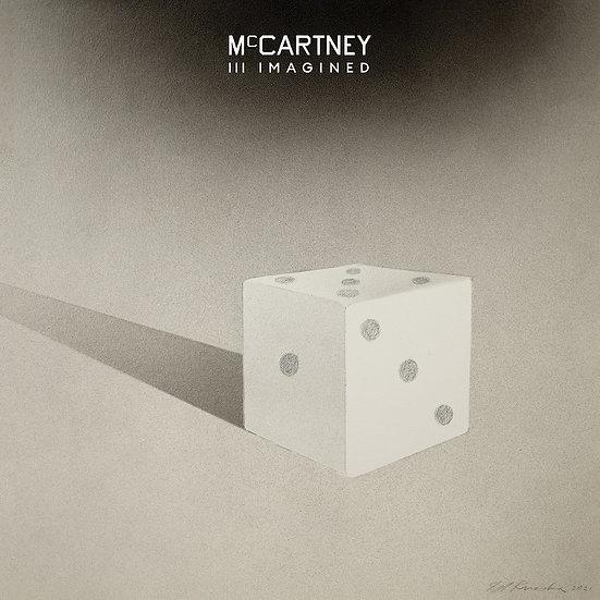 "** PRE-ORDER Paul McCartney ""McCartney III Imagined"""