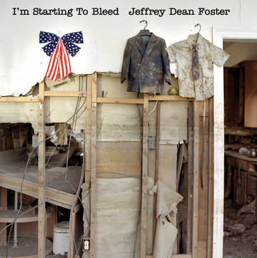 "Jeffrey Dean Foster ""I'm Starting To Bleed"""