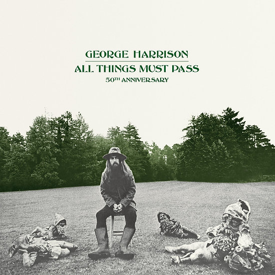 """George Harrison """"All Things Must Pass"""" (50th Anniversary)"""
