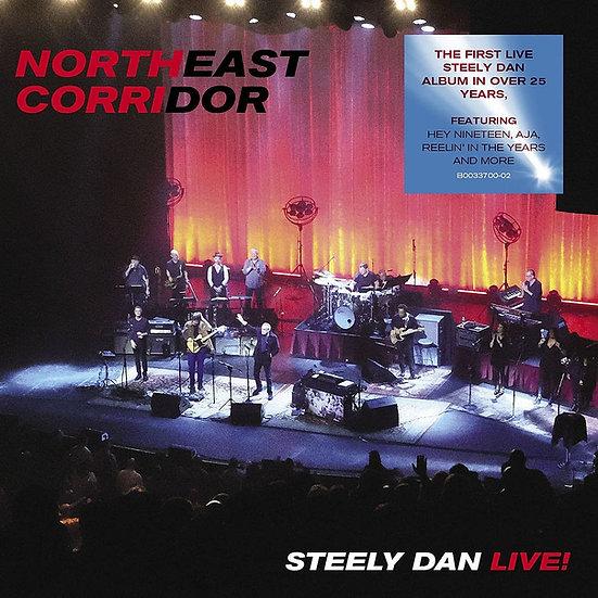 """Steely Dan """"Northeast Corridor Live"""""""