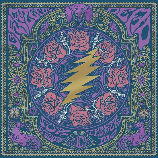 """Grateful Dead """"Fox Theatre, St. Louis, MO (12/10/71)"""" 3-CD Set"""