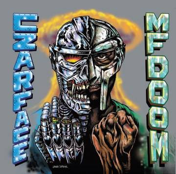"Czarface / MF Doom ""Meddle With Metal"""