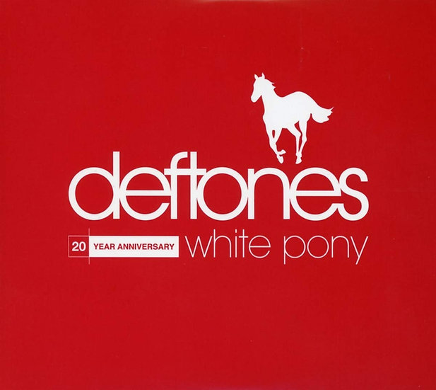 """Deftones """"White Pony"""" 20th Anniversary Deluxe"""