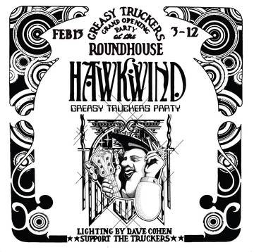 """Hawkwind """"Greasy Truckers Party"""""""
