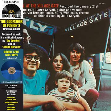"Larry Coryell ""At The Village Gate"""
