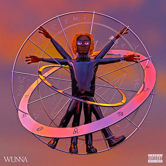 """GUNNA """"WUNNA"""" CD + Autographed Booklet"""