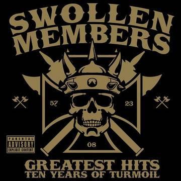 """Swollen Members """"Ten Years of Turmoil Greatest Hits"""""""