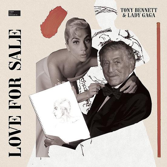 "Tony Bennett & Lady Gaga ""Love For Sale"""
