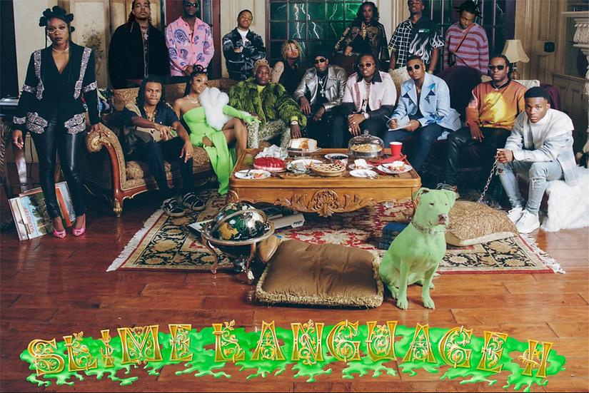 Slime Language II -Young Thug/Gunna CD compilation