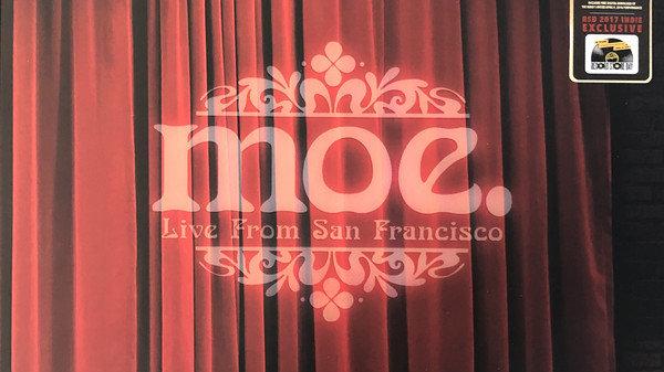 "Moe. ""Live From San Francisco"" Vinyl LP"