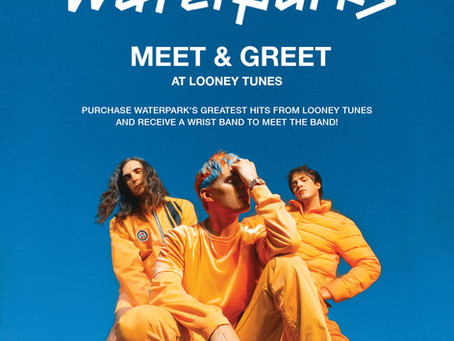 WATERPARKS COME TO LOONEY TUNES!!