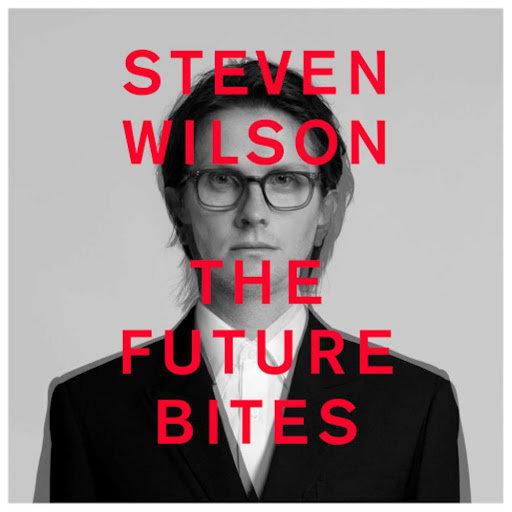 """Steven Wilson """"The Future Bites"""" Red Vinyl"""