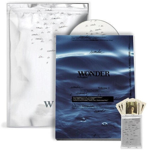 "Shawn Mendes ""Wonder"" Limited Edition Zine / CD"