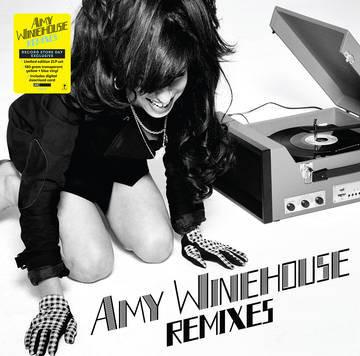 "Amy Winehouse ""Remixes"""