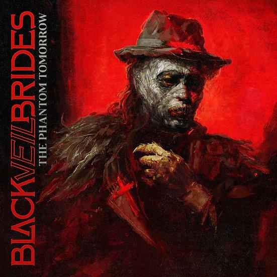 "Black Veil Brides ""The Phantom Tomorrow"" CD + Wristband 11/1/21"
