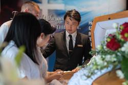 Funeral Director, Daniel