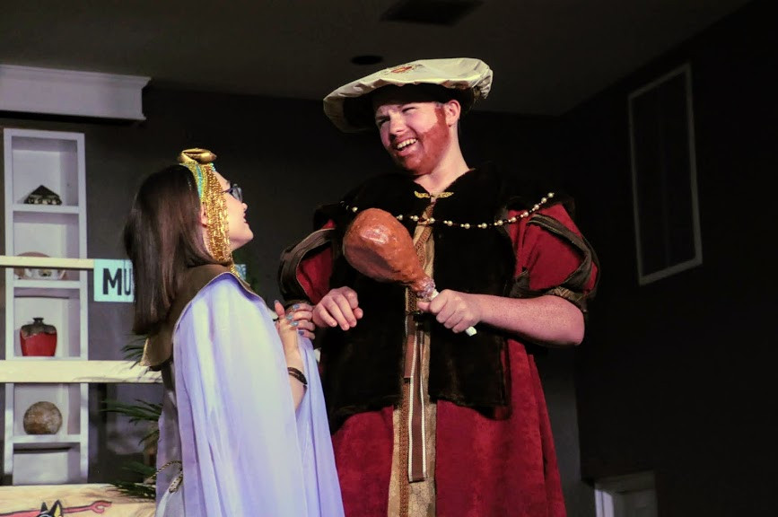Cleopatra and King Henry