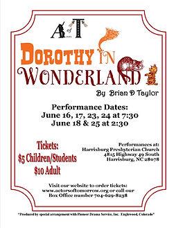 Dorothy Show Poster.jpg