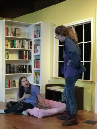 Margie and Bombalurina