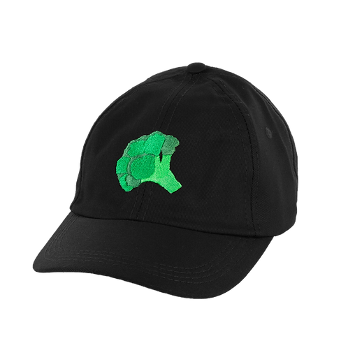 Gorra negra Brócoli