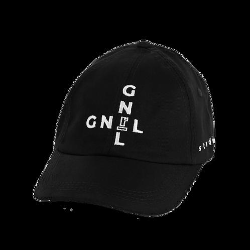 Gorra negra cruz