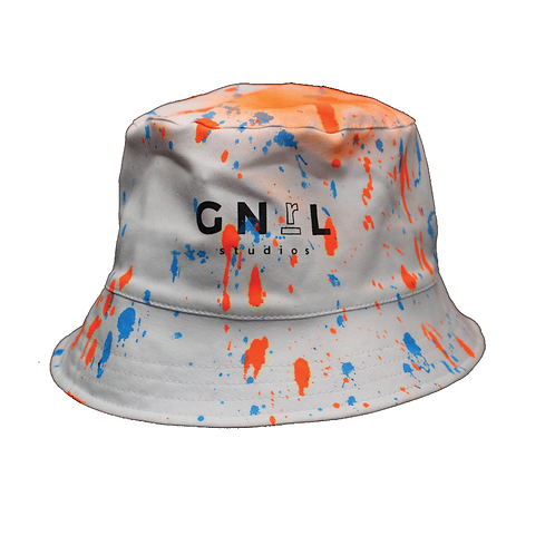 Bucket hat FULL OF COLORS