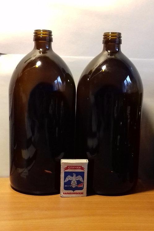 Флакон литровый