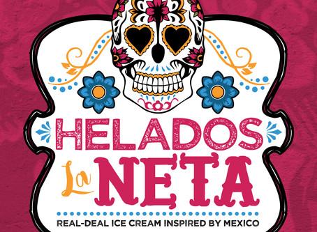 Helados La Neta is a celebration!
