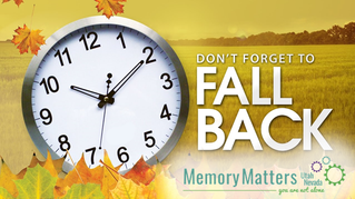 Daylight Savings Time Can Have Big Impact on those with Alzheimer's