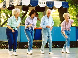 Is dancing good for brain health?