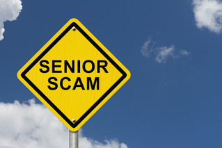 Stop the Scam! How to protect your elderly loved ones.