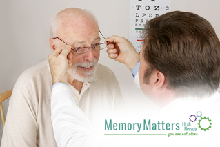 A Form of Dementia that Affects Vision: Posterior Cortical Atrophy