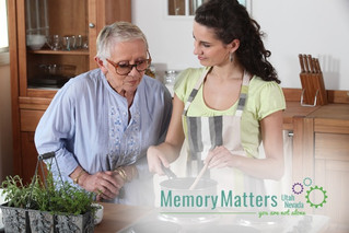 Activities For People With Dementia Based Around Food
