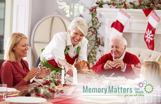 Reducing Alzheimer's Agitation During Holiday Celebrations